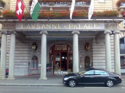 Olimpinio komiteto viešbutis Lozanoje